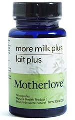 Motherlove有機草本增奶素食膠囊