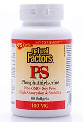 PS 磷脂絲胺酸