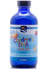 兒童專用液體DHA(草莓口味)