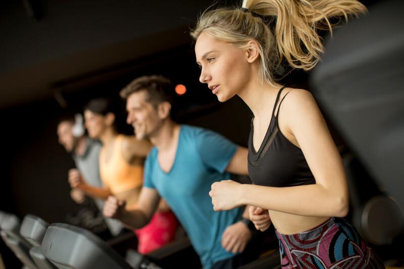 即使是少量运动,也能带来幸福感