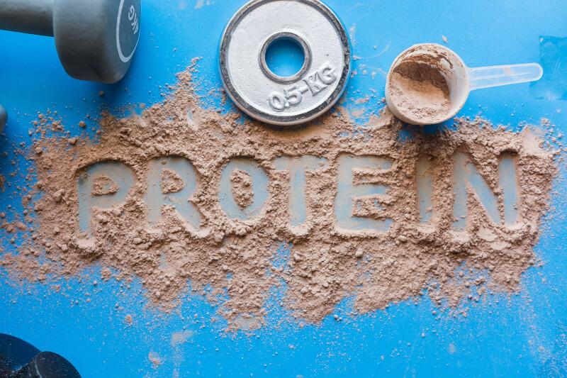 你確定你買的是蛋白粉嗎?
